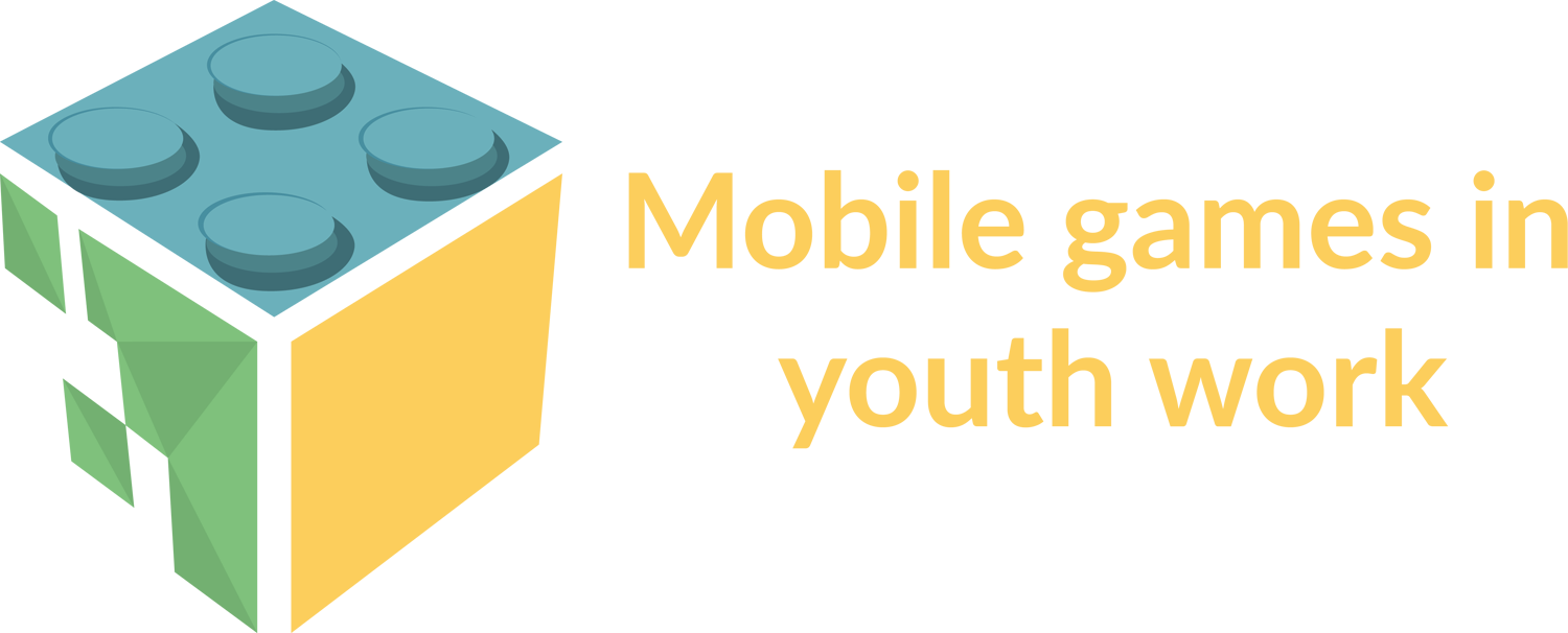Mobile games in youth work cover photo